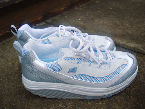 Review: Skechers Shape-Ups Trainers