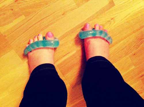 photo 1 Review: Pampered Toes