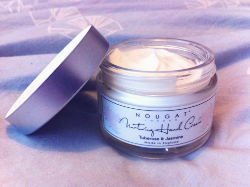 Photo May 18 6 24 33 PM Review: Nougat of London Hand Cream
