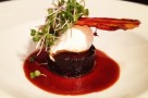 Black Pudding & Poached Egg