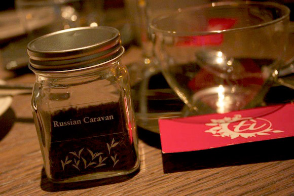 russiancaravan Tì Tea Lounge at Glasgow Hilton