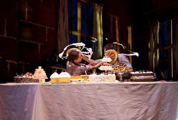 Sophie Martin and Constant Vigier in Christopher Hampson's Hansel & Gretel