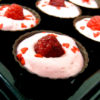 Raspberry Chocolate Pots, Snuggle Muffin