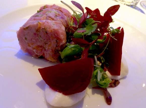 Alston Bar & Beef- Ham Hock Roulade