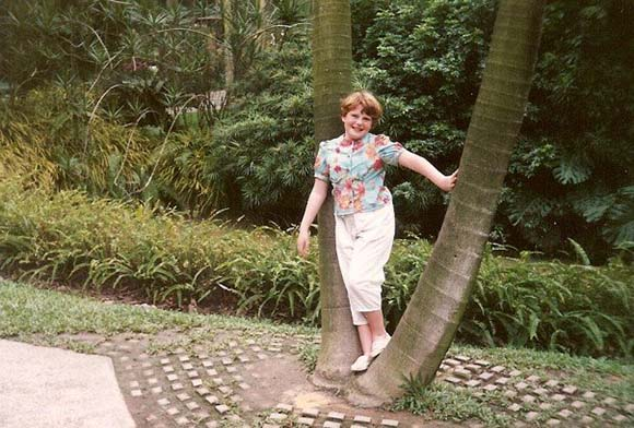 Me in Singapore