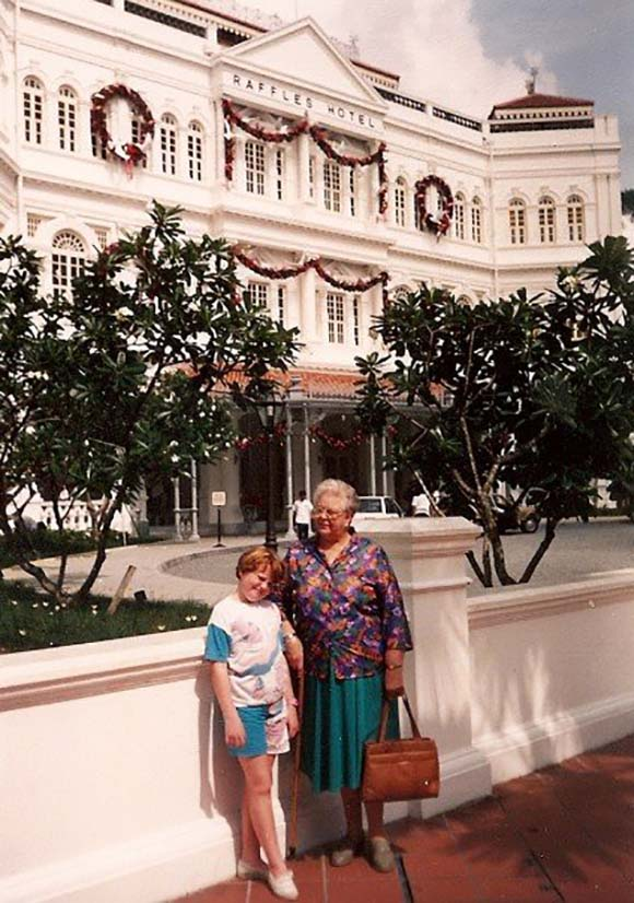 Me & Gran