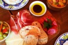 La Tasca Silverburn Tapas Meat Platter