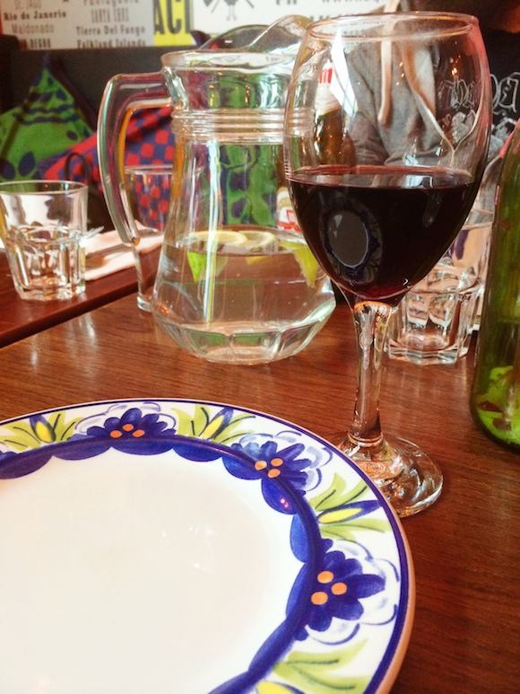 La Tasca Silverburn Tapas Rioja