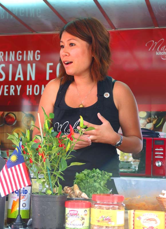 Malaysian Kitchen Braehead Pop-Up Ping Coombes