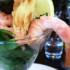 Blythswood Square- Prawn Cocktail with Avocado Closeup