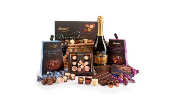 Thorntons Indulgence Celebration Hamper