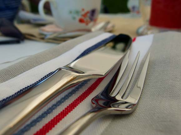 John Lewis Tea On The Green- Cutlery