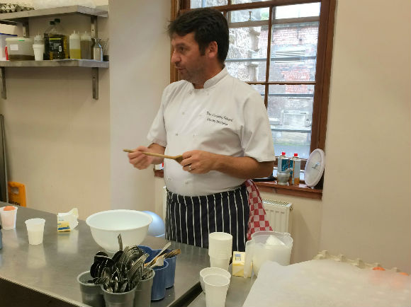 Currys in the Kitchen- Danny from Glasgow Cook School