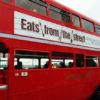 Eats From The Street Bus- Glasgow Fort