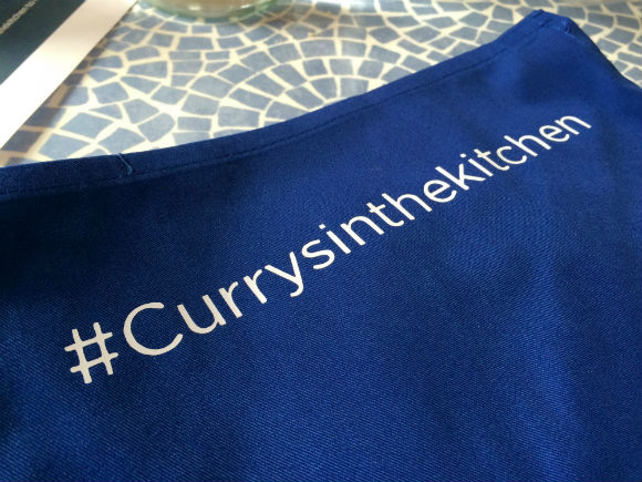 #currysinthekitchen
