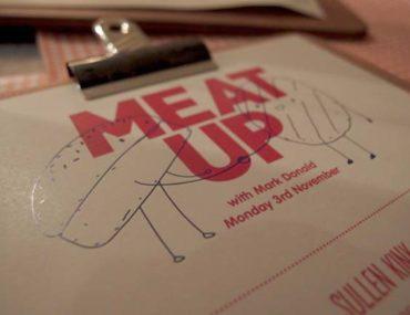 Burger Meats Bun MeatUp Menu