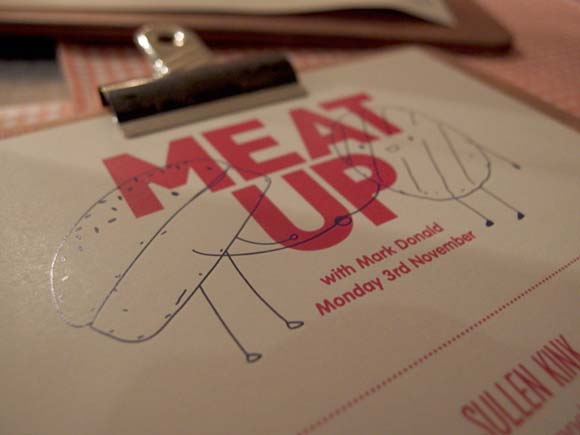 Burger Meats Bun MeatUp Menu