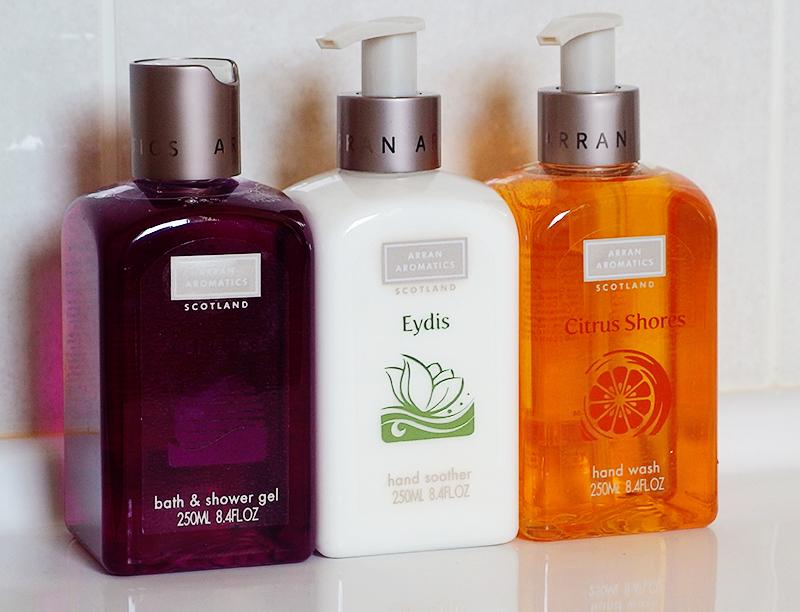 Arran Aromatics Summer- Bath and Body