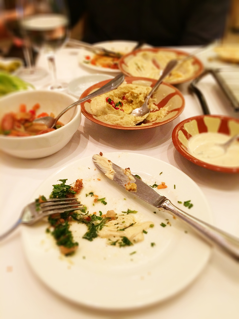72 hours in London- Noura Lebanese Belgravia
