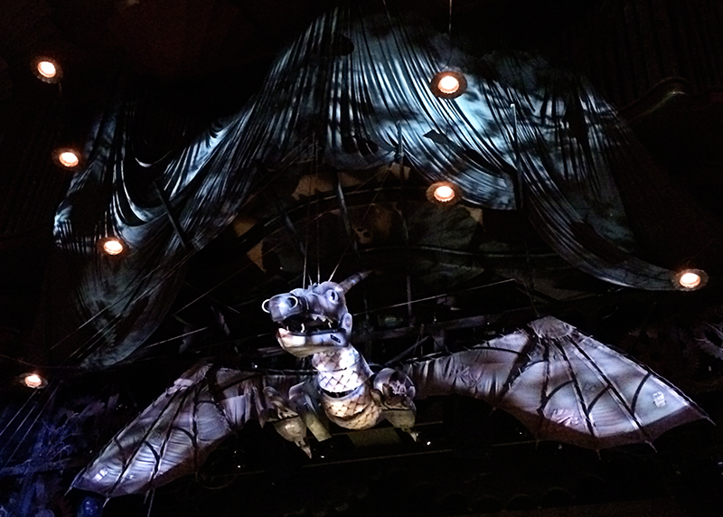 72 hours in London- Wicked Apollo Theatre