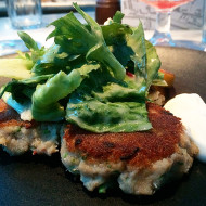 Alston Bar & Beef- Crab Cakes