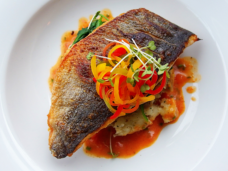 Fillet of Sea Bream
