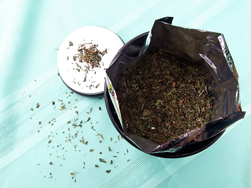 The Tea Makers of London- Peppermint Tea Leaves