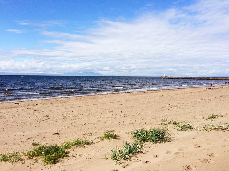 Ananyah- Road Trip Adventures- Ayr Beach