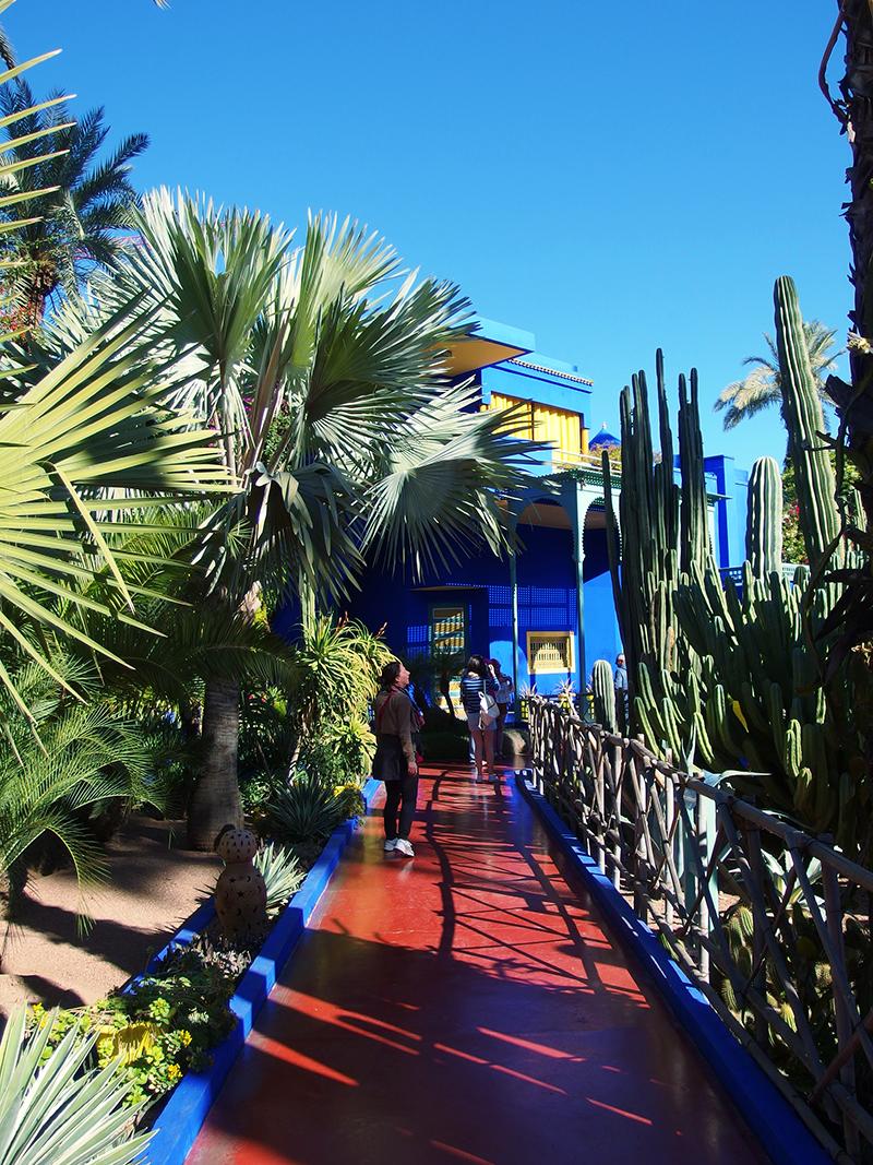 majorelle garden majorelle painting studio - Majorelle Garden