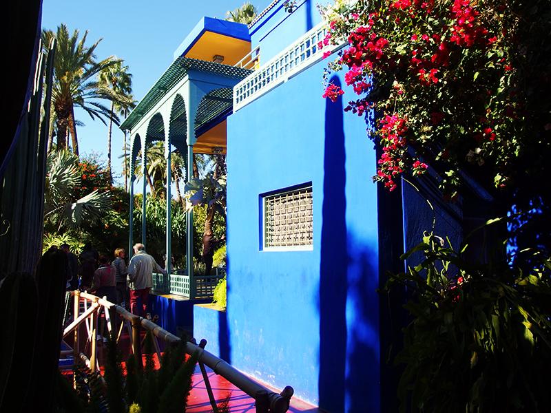 magical marrakech majorelle garden - Majorelle Garden