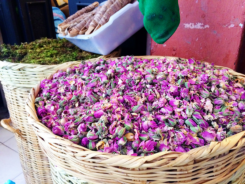 Ananyah- Marrakech Souk- Rose Buds