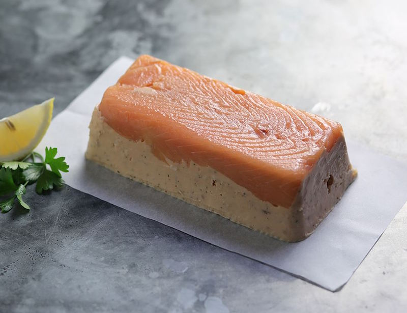 Inverawe Smokehouses Triple Salmon Terrine