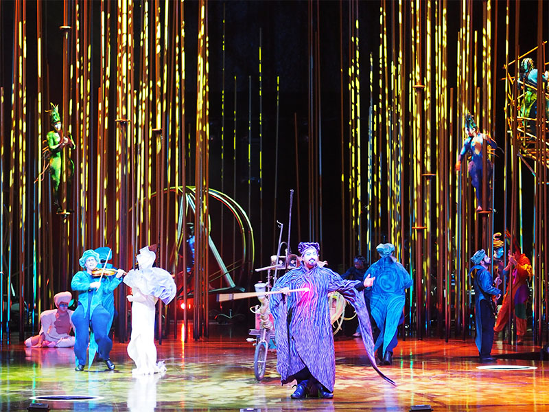 Cirque du Soleil Varekai- Tenor