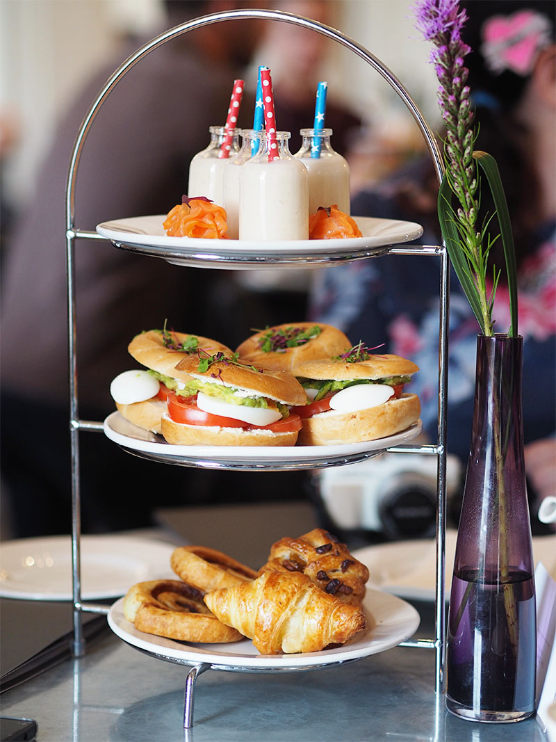 Millennial Mondays at Blythswood Square Hotel- Brunch Selection