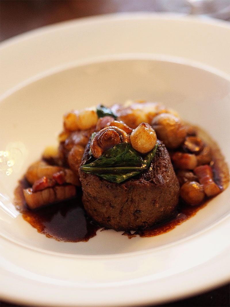 MacDonald Forest Hills Hotel & Spa- Braised Scotch Beef