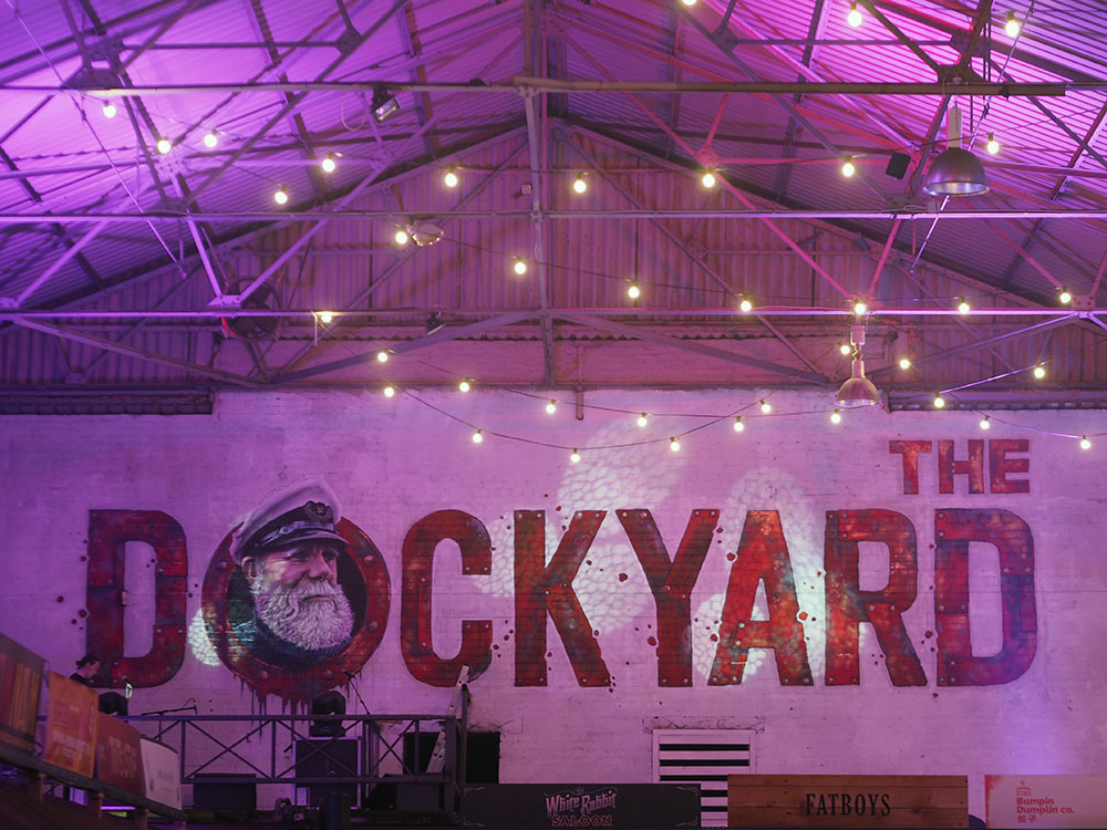 Dockyard Social- Ananyah- Haugh Road Glasgow