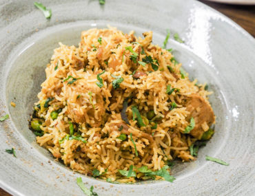 The Dhabba Glasgow- Ananyah- Chicken Biryani