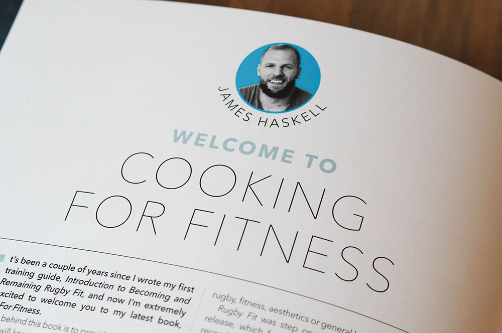 Cooking For Fitness- James Haskell and Omar Meziane