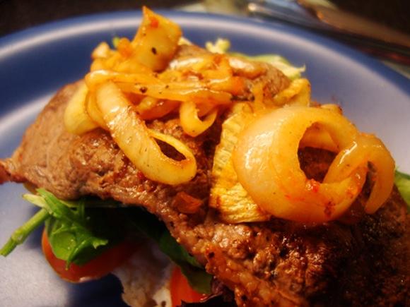 Steak Sandwich Bbc Good Food