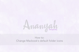 How to Change Mac's Default Folder Icons