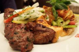 Noura Belgravia- Mixed Grill