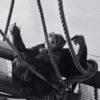 Edinburgh Zoo Nights- Chimpanzee Eating