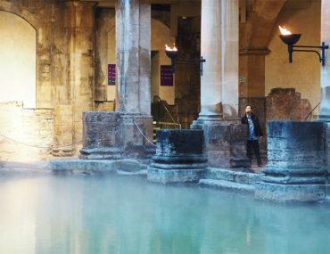 Exploring The Roman Baths- The Great Bath