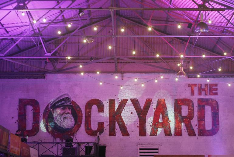 Dockyard Social- Ananyah- Haugh Road Glasgow