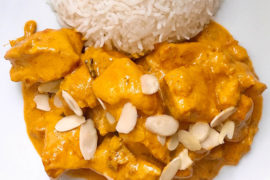 Mother India's Butter Chicken