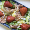 M&S Strawberry and Manchego Salad